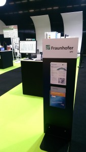 Our partner Fraunhofer IPT presents Openmind project at JEC World 2016