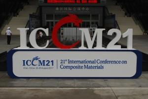 ICCM21 - Xi'an, 20-25 August  2017