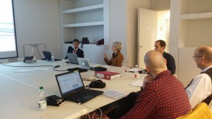 Partner meeting, Milan (Italy)